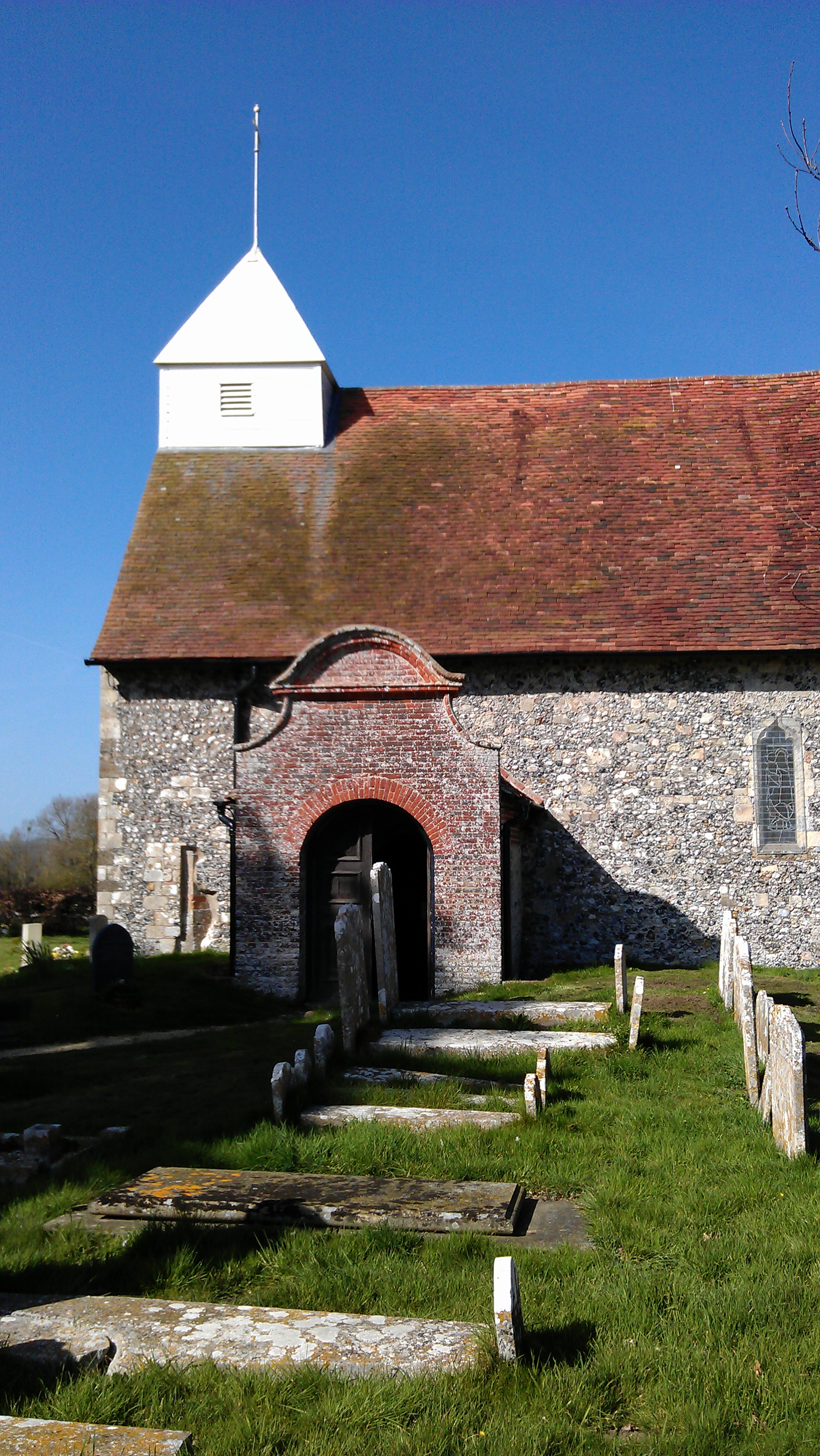 St Andrew's Church Ford West Sussex