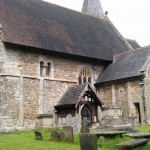 St Nicholas Church Worth West Sussex