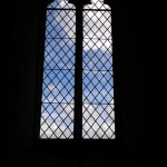 Window All Saint's Church, Buncton, West Sussex