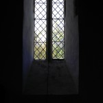 Window inside All Saint's Church, Buncton, West Sussex