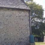 Exterior All Saint's Church, Buncton, West Sussex