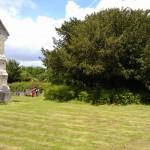 Churchyard of All Saint's Church, Buncton, West Sussex