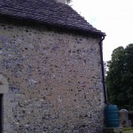 All Saint's Church, Buncton, West Sussex: Exterior