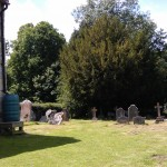 All Saint's Church, Buncton, West Sussex Churchyard