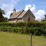All Saint's Church, Buncton, West Sussex Exterior