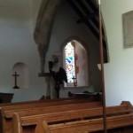 St James's Church, Selham, West Sussex.