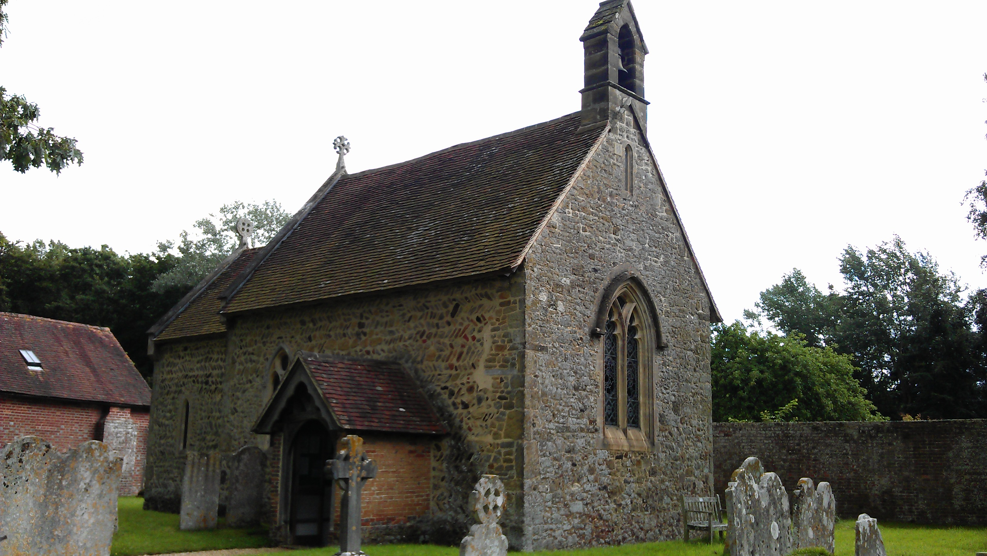St James's Church, Selham, West Sussex.