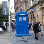 Police box, Buchanan Street, Glasgow