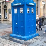 Police Box Buchanan Street Glasgow