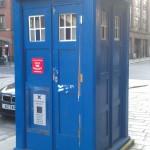 Police Box, Wilson Street Glasgow