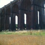 Balcombe Viaduct over the Ouse, east Sussex
