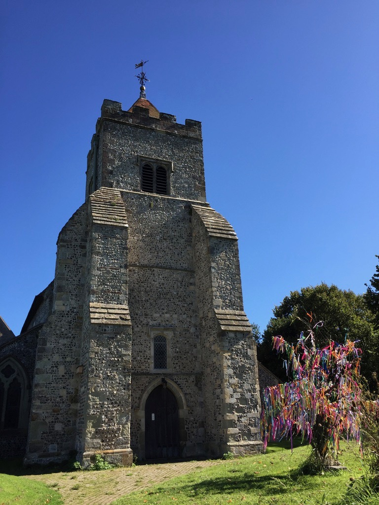 St Peter's Firle, East Sussex