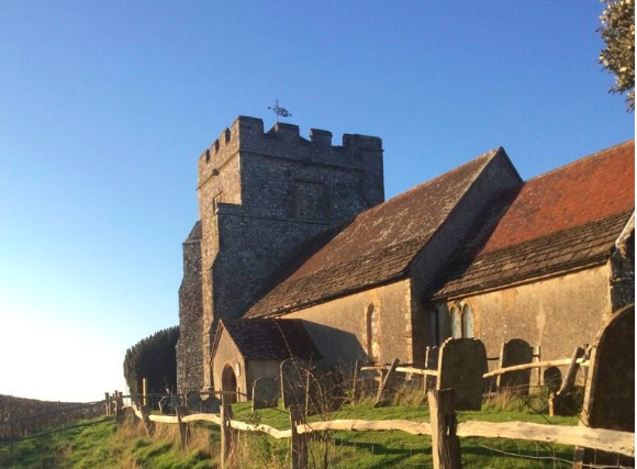 St Michael's, Offham, East Sussex
