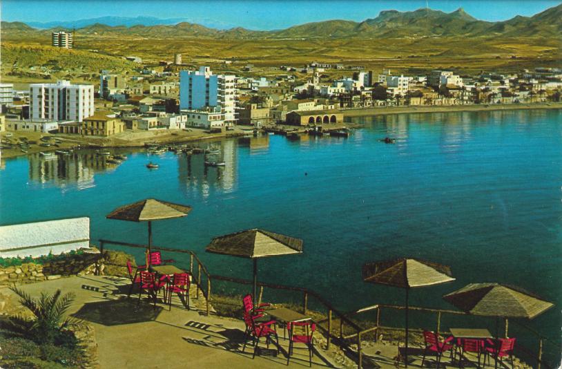 El Puerto de Mazarron, Spain
