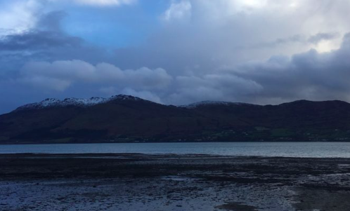 Carlingford Lough Northern Ireland
