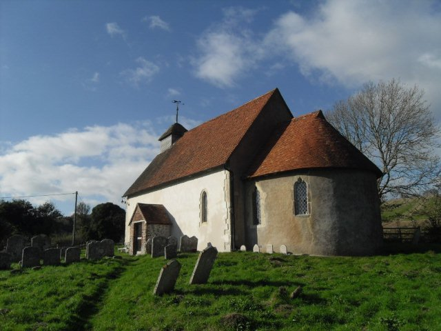 Upwaltham Church 013