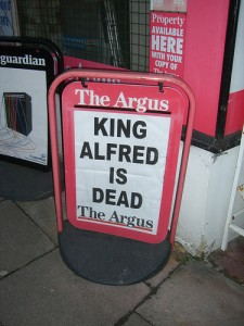 """Aethelred Unready Shocker."""
