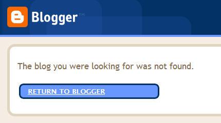 Ben Duncan's absent blog